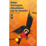 Couverture de  Absolution par le meutre
