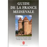 Couverture de  Guide de la France médiévale
