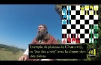 Le jeu d'échecs au moyen-âge